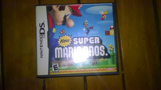New Super Mario Bros - Ds Estuche Vacio