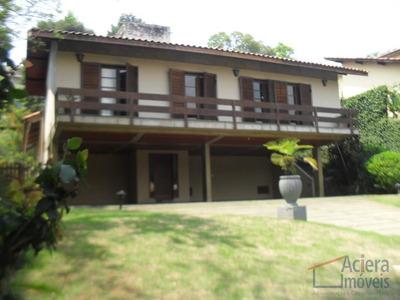 Granja Viana-casa Em Condomínio Com Muito Verde Ao Redor. - Codigo: Ca0501 - Ca0501