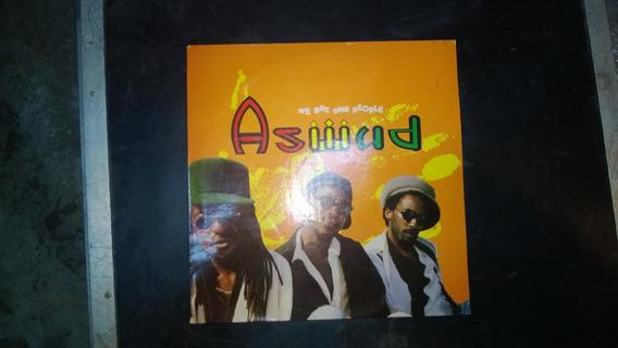 Lp,aswad - We Are One People Vinilo Reggae , Disco Maxi