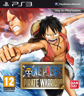 One Piece Pirate Warriors Ps3 Digital Gcp