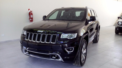 Jeep Grand Cherokee Overland 3.6 At8 0km Sport Cars La Plata