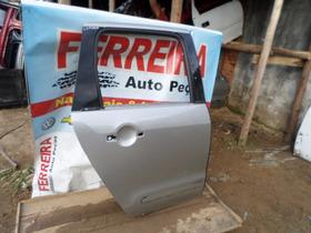 Porta Traseira Direita Do Citroen C3 Picasso 1.6 16v 2013