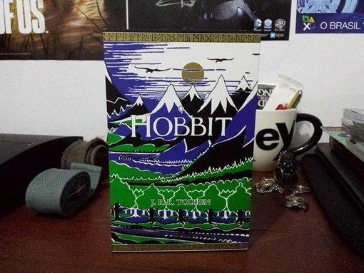 Livro Senhor Dos Anéis O Hobbit Edição Esp Colecionador Rara