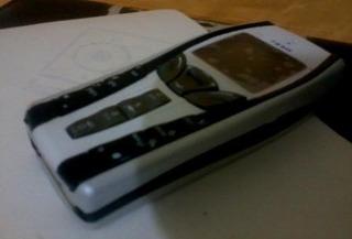 Nokia 7250 I Desbloqueado Brasil Preto & Branco ..raridade
