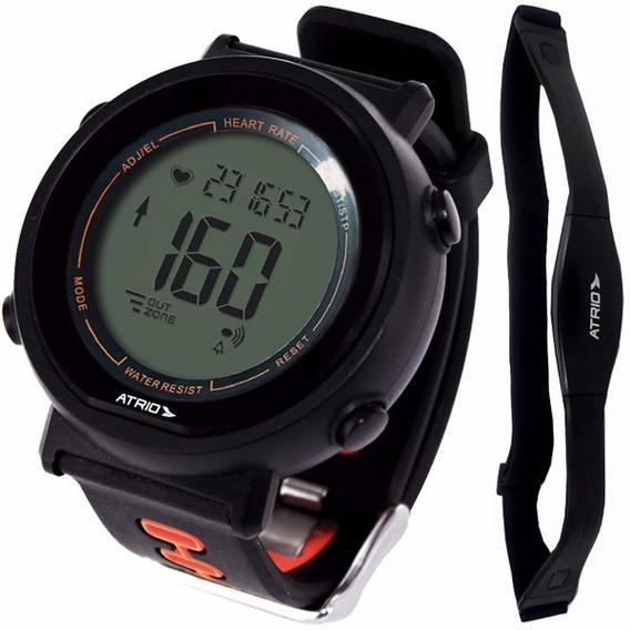Relógio Monitor Cardíaco Multilaser Frequencímetro Fortius