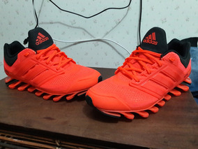 adidas Springblade Drive Laranjado (sol-red) Raro - 41