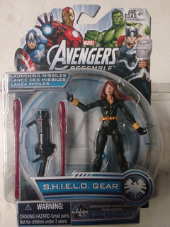 Avengers Assemble - Black Widow - Viuda Negra