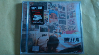 Cd Original Simple Plan Get Your Heart On!