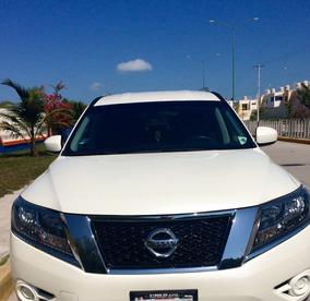 Nissan Pathfinder 5p Sense V6 3.5 Aut 2015