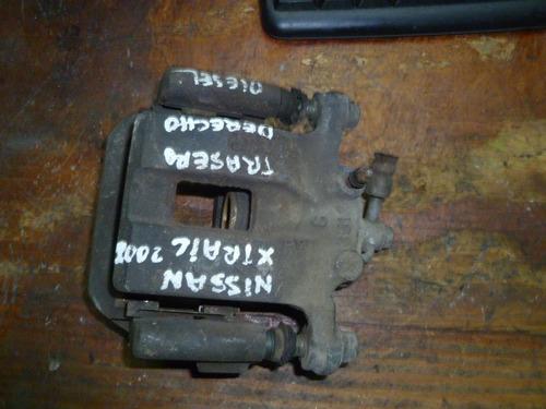 Vendo Caliper  Freno Trasero Derecho Nissan Xtrail, Año 2003