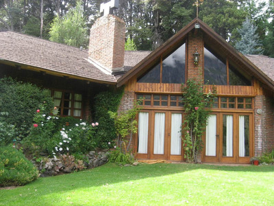 Alquiler Temporario Casa Bariloche Lago Gutierrez 11 Person