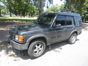 Land Rover Discovery Diesel Año 2000 Td5 3.0 S 181.100km