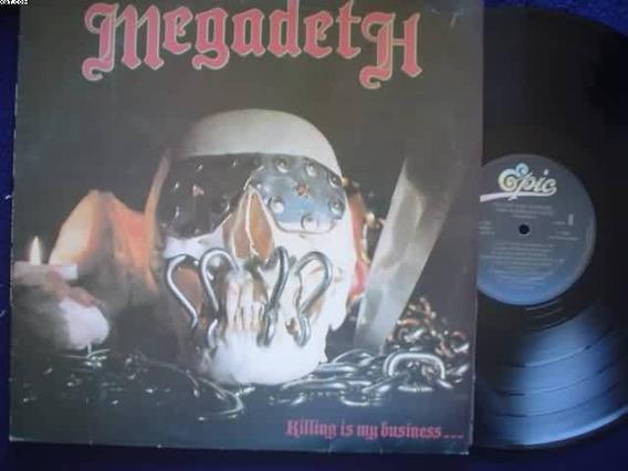 Vinil Megadeth