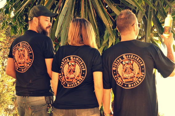 Camisas Viking Berserkers