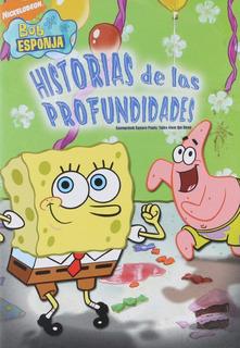 Bob Esponja Historias De Las Profundidades Dvd