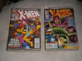 X-men - Formatinho Anos 90 - 3 Gibis Por R$ 20,00
