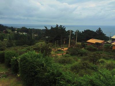 Excelente Terreno En Laguna Verde - Vista Al Mar