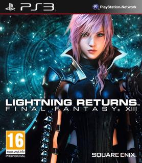 Final Fantasy Xiii Lightning Returns Ps3 Digital Gcp