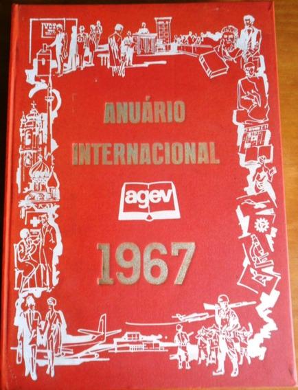 Agev - Anuário Internacional 1967