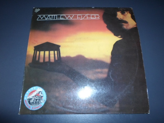 Matthew Fisher ( Procol Harum ) * Disco De Vinilo