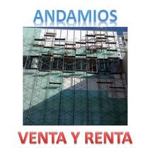 Andamios Mega, Venta Y Renta
