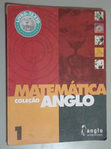 Livros Matemática 1 Anglo - Livro-texto E Caderno De Exercíc