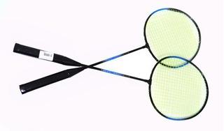 Raquete Badminton Azpr New 218 Tecnologic (par)