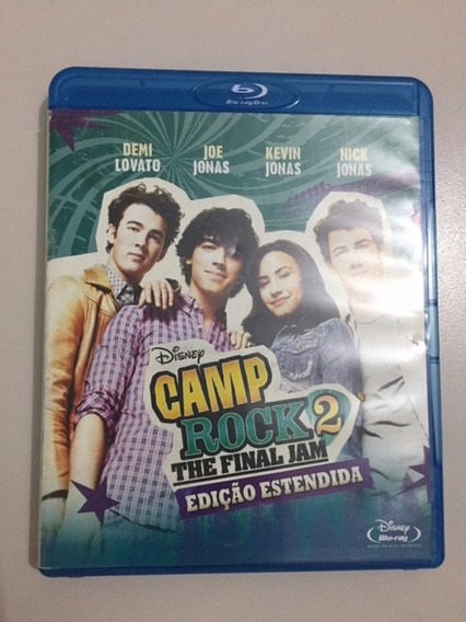 Blu-ray Camp Rock 2: The Final Jam