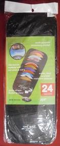 Porta Cd De 24 Discos Para Vehiculos (color Negro)