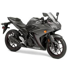 Yamaha R3 Promoción