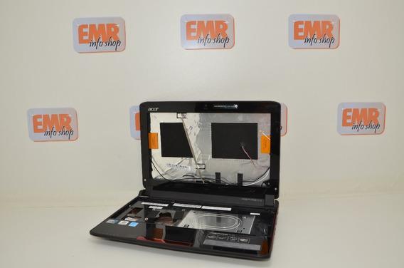 Carcaça Para Notebook Acer Aspire One 532h- 2730