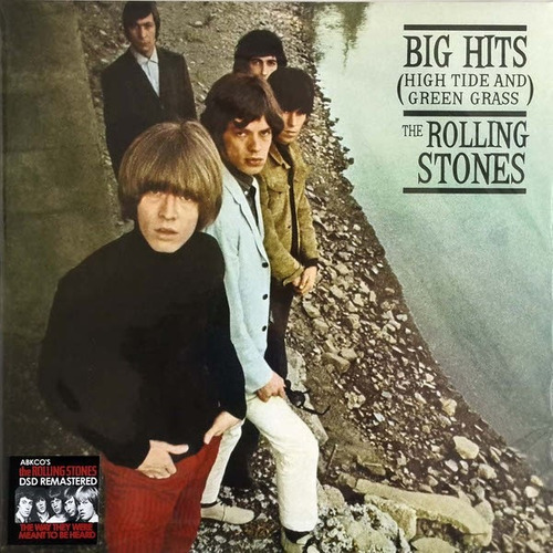 The Rolling Stones - Big Hits (high Tide And Green Grass) Lp