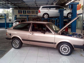 Gol 1985 Mod Gt Turbo/legaliz Ft 350 Motor Só 5 Mil Km Orig