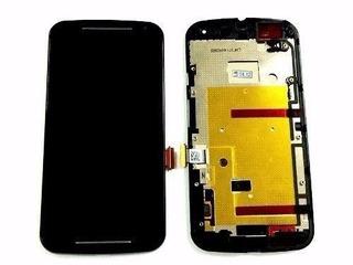 Display E Touch Completo Motorola Moto G2