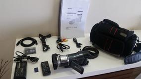 Camera Filmadora Digital Sony - Original