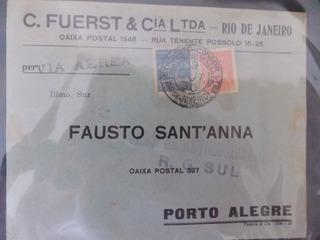 Frente De Carta Sindicato Condor De R$ 70, Por 40,00 + Frete
