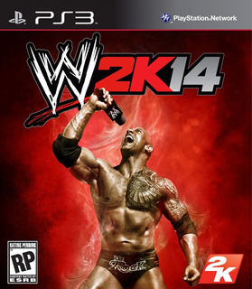 Wwe 2k14 Ps3 Digital Gcp