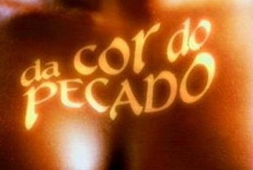 Novela Da Cor Do Pecado Em 15 Dvds Novelas Em Dvd Completa
