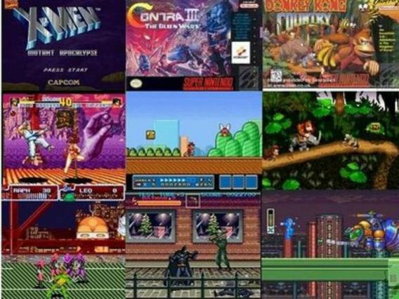 11.337 Jogos De Super Nintendo