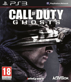 Call Of Duty Ghosts Ps3 Digital Gcp
