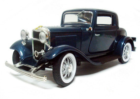 Ford 3 Window 1932 1:18 Road Signature Yatming