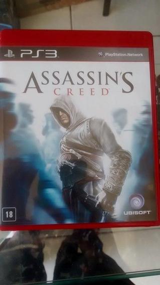 Game Ps3 Playstation 3 Assassins Creed