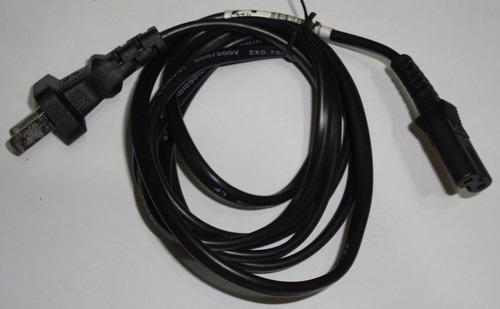 Cable Corriente Impresoras Pc Multifuncionales Nuevo Oferta