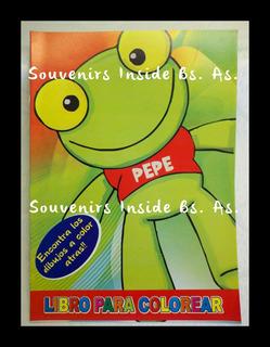 20 Libros Pintar +cray/lap X6 Souvenir Regalo Infantil Egres