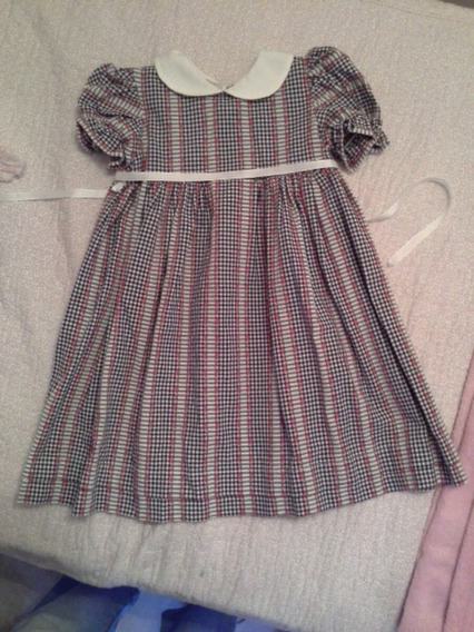 Vestido Nena Talle 2 Impecable