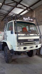 Camion 4x4 Isuzu Fts 12h