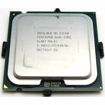 Processador Pentium Dual-core E2180 2.00ghz/800fsb #66