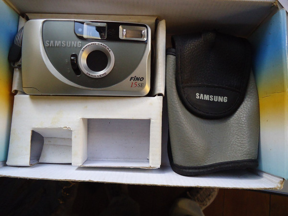 Camera Samsung Fino 1.5 Se - Perfeita Na Caixa