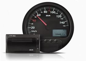Tacografo Eletronico Digital Seva Bobina Mod Vt-140