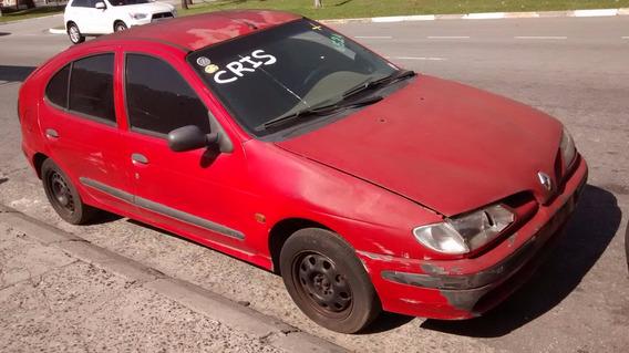 Sucata Do Renault Megane 1.6 B